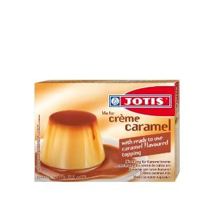 Mix for Creme Caramel