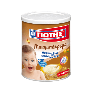 Baby Biscuits Cream