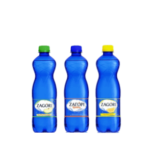 Sparkling Natural Mineral Water with Flavours