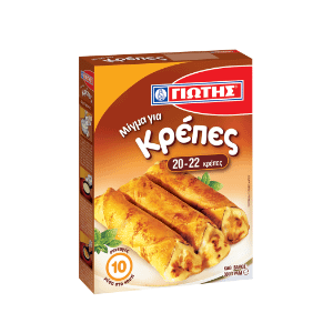 Crepes Mix