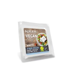 Vegan Fasting White Cheese