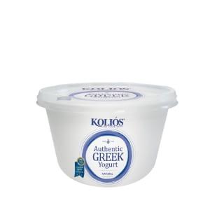Greek Strained 10% Yogurt