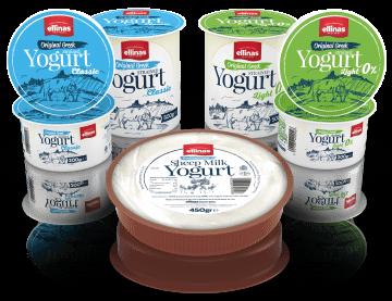 EB yogurt family