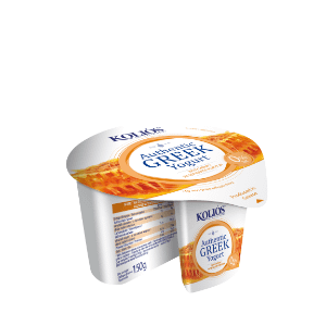 Greek 0% Yogurt with Honey