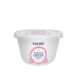 Greek Strained 0% Yogurt